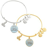 Cinderella ''A Dream is a Wish . . .'' Bangle by Alex and Ani