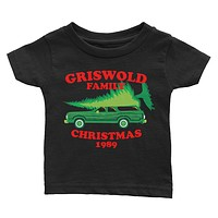 Christmas Griswold Infant Short Sleeve T-Shirt added