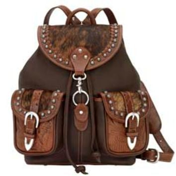 Western Backpack 2585516 Backpacker Western Purses - Free Shipping!