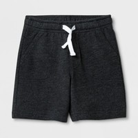 Toddler Boys' Pull-On Shorts - Cat & Jack™ Dark Gray