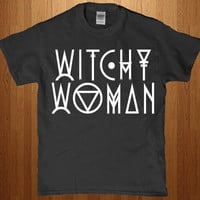 Witchy Women - Gothic emmo t-shirt