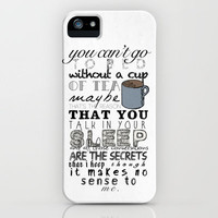 One Direction: Little Things iPhone Case by MaFleur | Society6