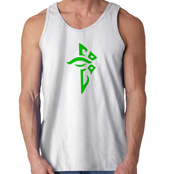 Ingress Enlightened Logo For Mens Tank Top and Womens Tank Top *