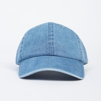 Light Washed Baseball Cap