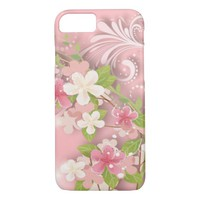 Girly Pink iPhone 8/7 Case