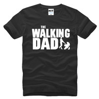 The Walking Dad Fathers Day Gift Men's  T-Shirt