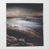 We are colliders Throw Blanket by HappyMelvin