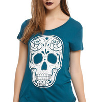 Sugar Skull Girls T-Shirt