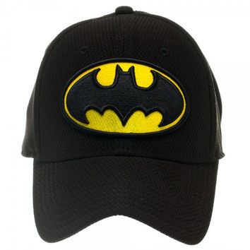 Batman Logo Active Baseball Cap