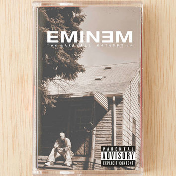 Eminem - The Marshall Maters LP Cassette Tape - Urban Outfitters