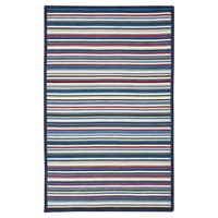 Capel Island Stripe Rug, Multi