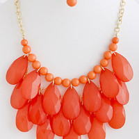 Clusters Necklace from allyandash