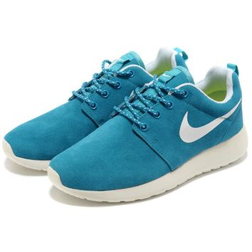 """Nike"" Women Mint Green Casual Sport Running Sneakers Sport Shoes G-MDTY-SHINING"
