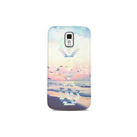 BEACH Samsung S5 Case, Galaxy S5 Case, Pastel S5 Cover iPhone 5s Case Tribal iPhone 4 Case, Retro iPhone 4s Case Retro iPhone Cases