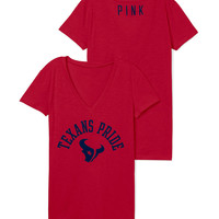Houston Texans V-Neck Tee