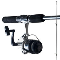 Gone Fishing Worm Gear Rod & Spinning Reel Combo