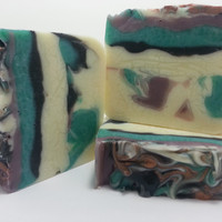 Witches Brew Cold Process Soap, Vegan!