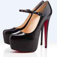 Christin Louboutin Lady Daf 160mm Pumps - $192.00