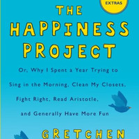 The Happiness Project by Gretchen Rubin (Bargain Books)