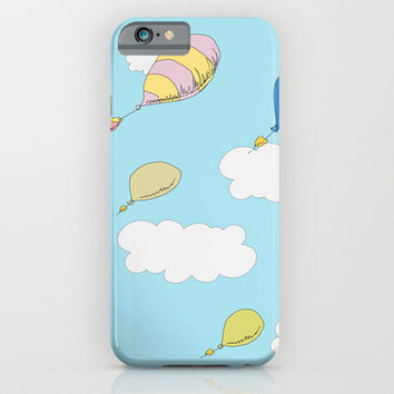 oh the places you'll go pattern...  iPhone & iPod Case by Studiomarshallarts