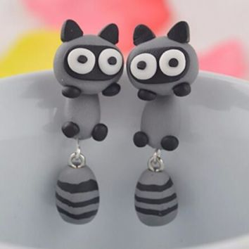 C. Earrings - Assorted Animals - Add-on/One-Time Gift