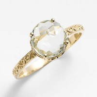 Women's KALAN by Suzanne Kalan Round Stone Filigree Ring