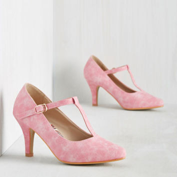 Reveal Your Forces Heel in Bubblegum
