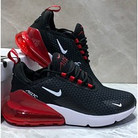 Nike Air Max 270 Premium Knitted upper air-cushioned running shoes