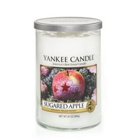 Sugared Apple : Large 2-Wick Tumbler Candles : Yankee Candle