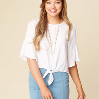 Altar'd State Odessa Top - Tops - Apparel