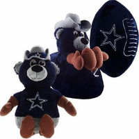 Reverse A Pal Plush Dallas Cowboys
