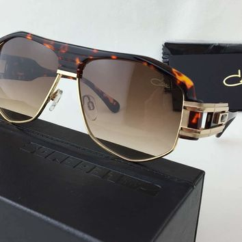 Cazal 163 Sunglasses Black/Tortoise