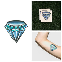 Icee - Temporary Tattoo (Set of 2)