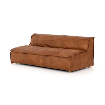 HARWARD SOFA - PATINA COPPER 71 ""