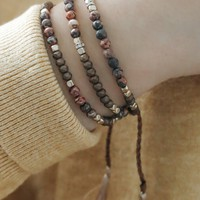 Divine Dreams Bracelet - Brown