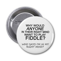 Right Mind Fiddle Pins