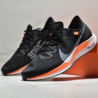 NIKE Air Zoom Pegasus 2019 new men's and women's casual sports running shoes Black