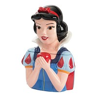 Disney by Vandor Snow White Sculpted Cookie Jar New with Box