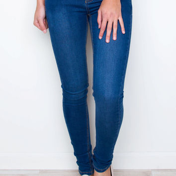 Kensie Skinny Jeans - Medium