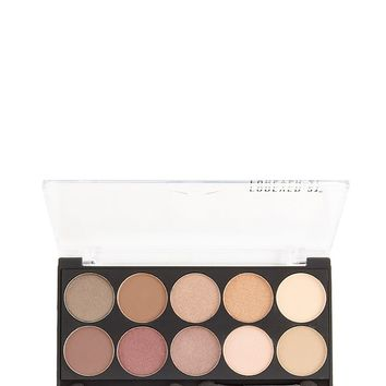 Mixed Eyeshadow Palette