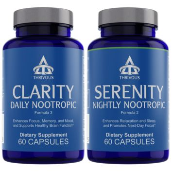 Clarity and Serenity Stack