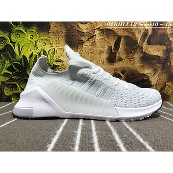 KUYOUB A460 Adidas EQT Racing ADV Flyknit Running Shoes White