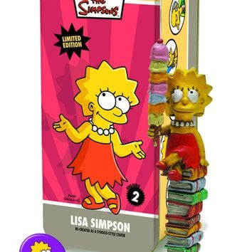 Classic Simpsons Character #2: Lisa Simpson Statuette