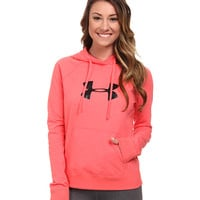 Under Armour Pretty Gritty Big Logo Hoodie