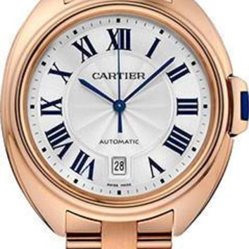 Cartier - Cle de Cartier 40mm - Pink Gold
