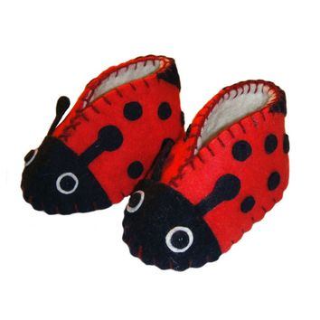 Fair Trade Ladybug Zooties