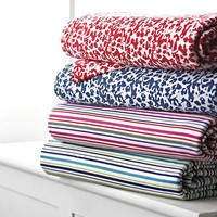 wholeHome style factory (TM/MC) Print Percale Sheet Set - Sears