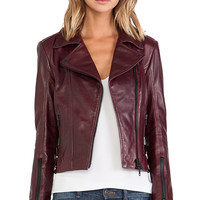 LaMarque Joana Jacket in Burgundy