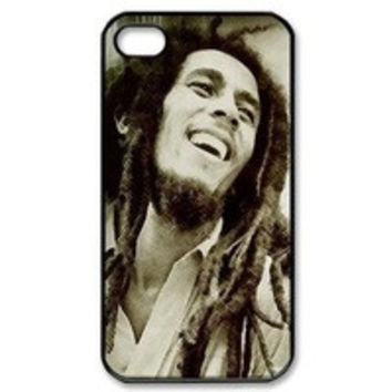 Bob Marley Rasta phone case for iPhone 4s 5s 5c 6 6s Plus iPod touch 4 5 6 Samsung Galaxy s2 s3 s4 s5 mini s6 edge note 2 3 4 5