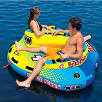 WOW Ruby 2 Person Sister Towable Tube | DICK'S Sporting Goods